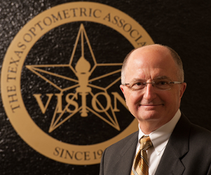 Dr. Timothy A. Wingert, Dean of the School of Optometry
